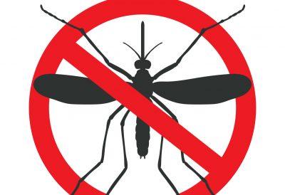 Proibido mosquito!